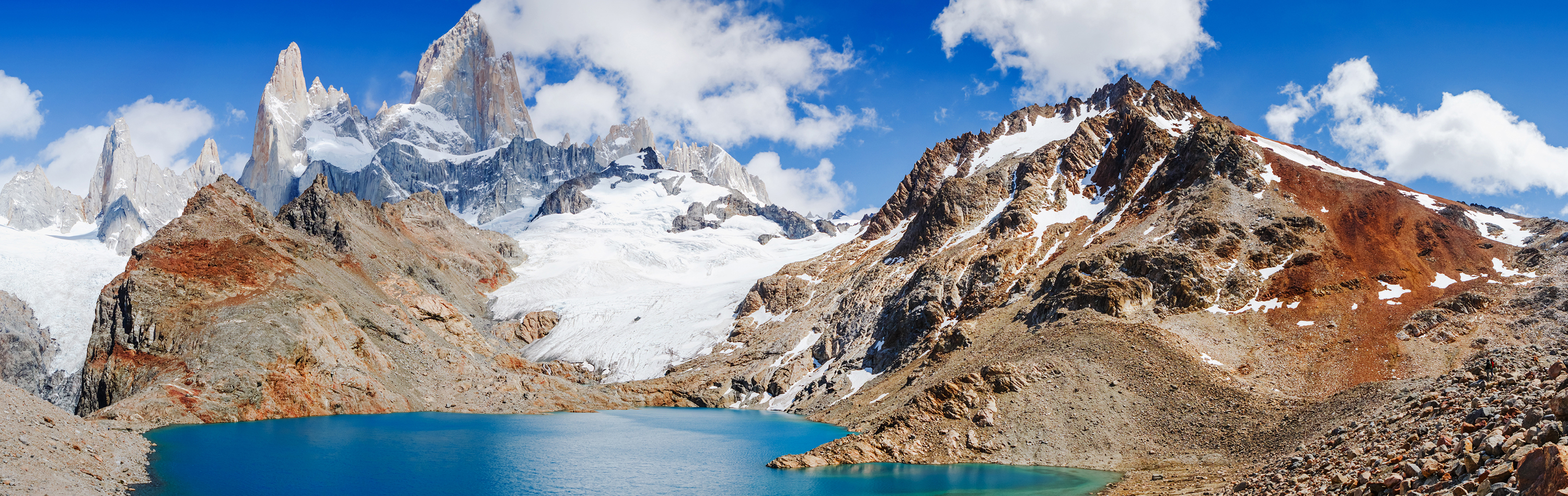 Argentina & Chile Tour - Mountain Views in Patagonia