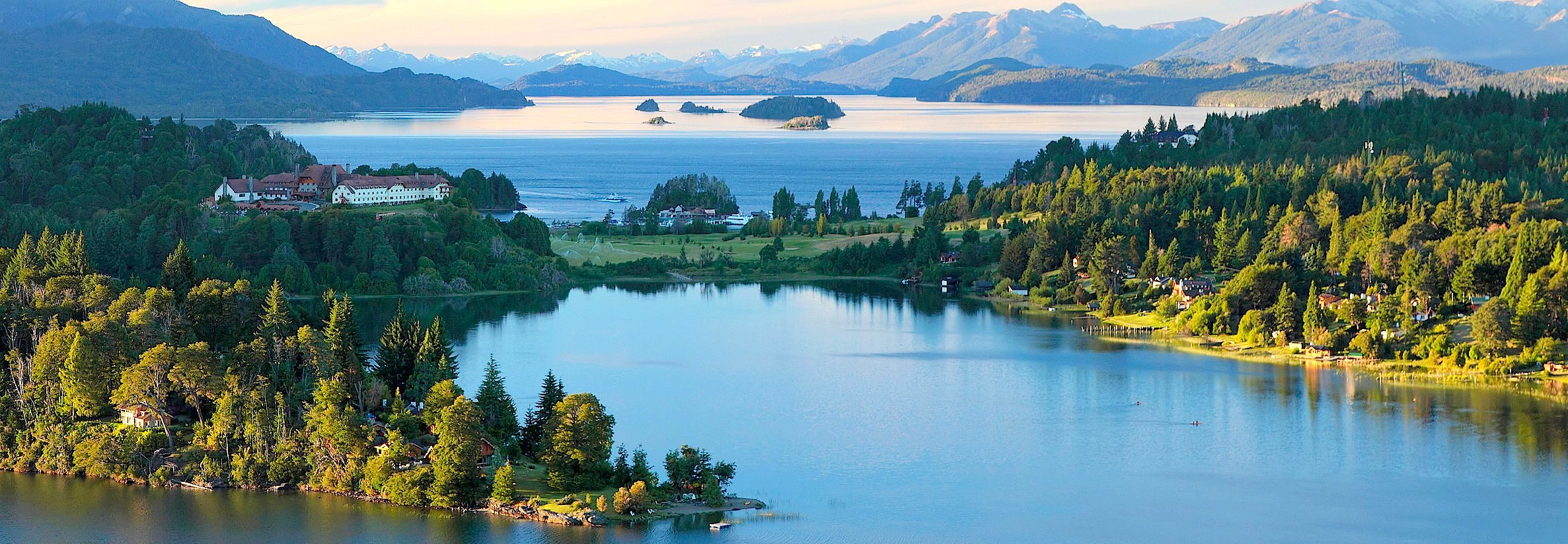 Argentina Tour - Stunning Views of El Circuito Chico in Bariloche