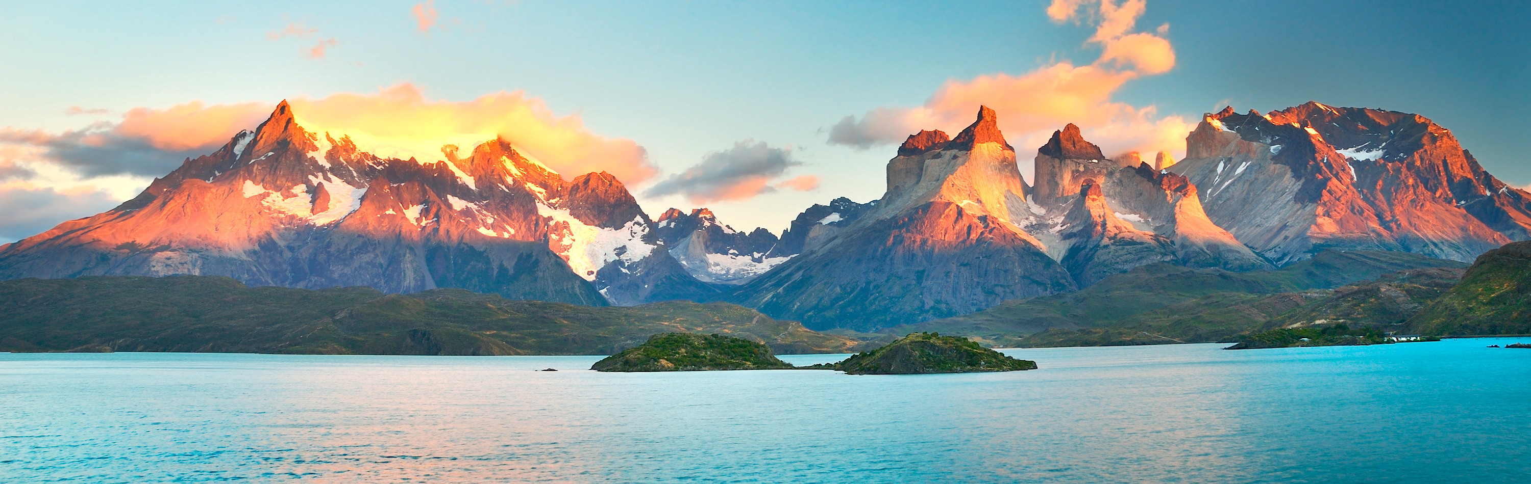 Patagonia Tours - Mountain views in Argentina