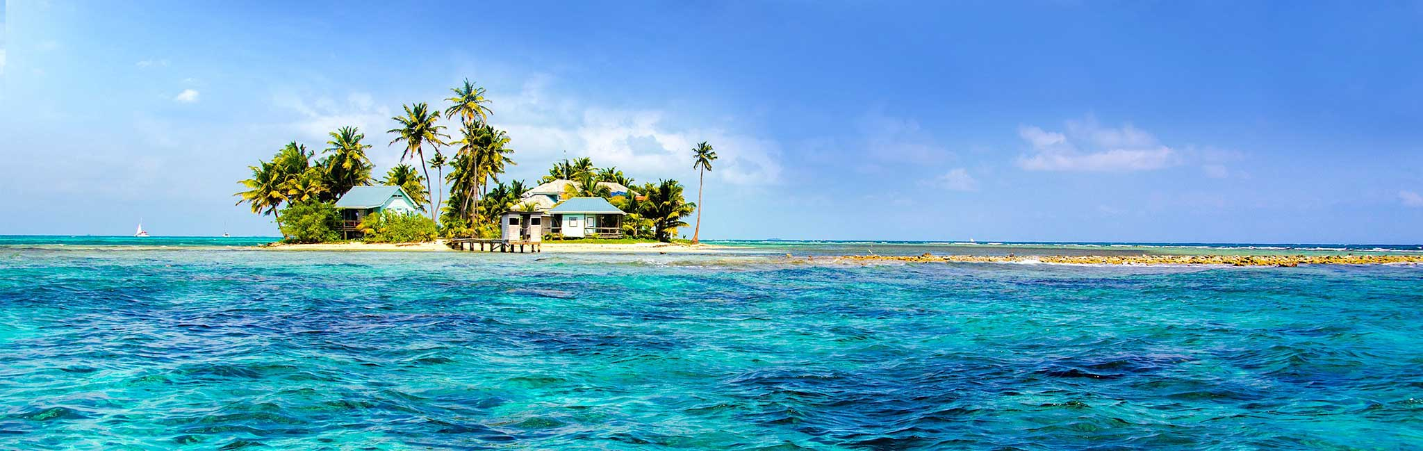 Belize Tour - Tranquil Beach