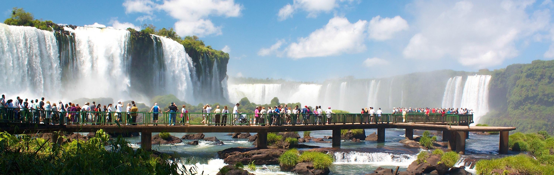 Brazil Tour - Paraná's Iguacu Falls
