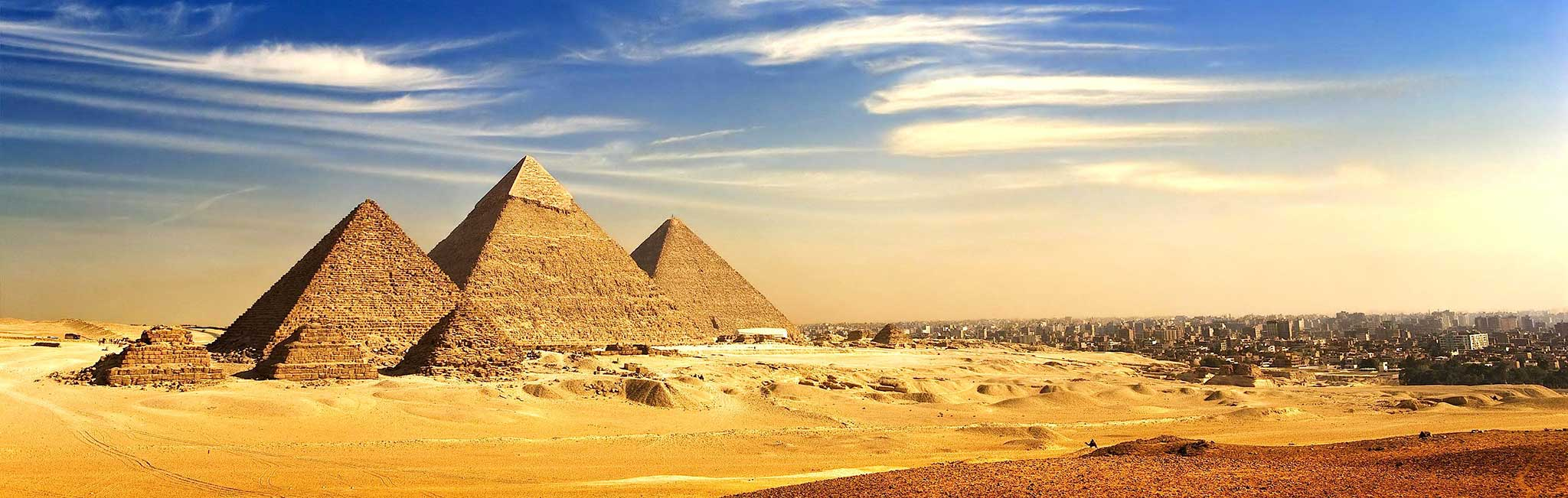 Egypt Tour - The Great Pyramids of Giza