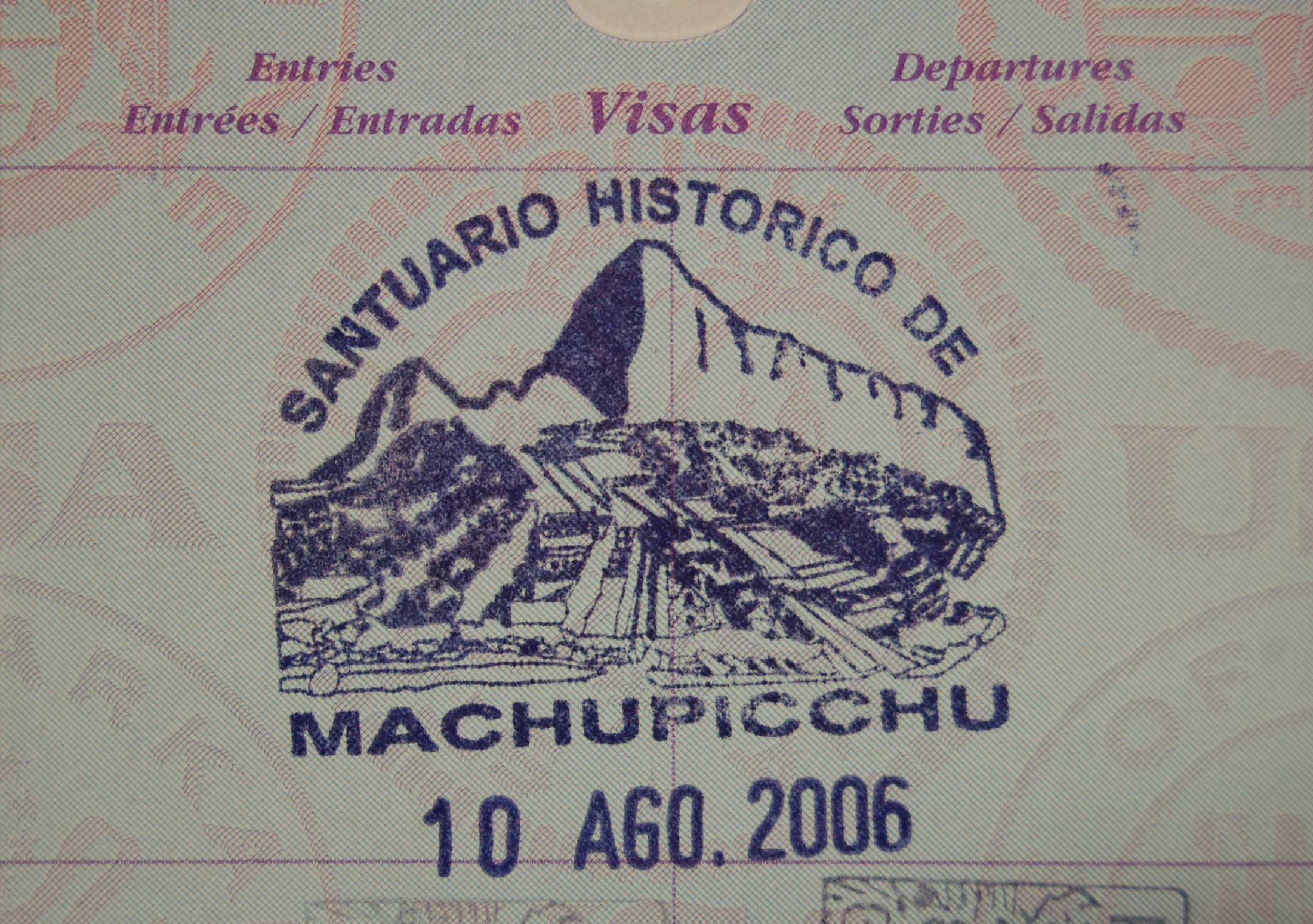 Worlds 10 Coolest Passport Stamps