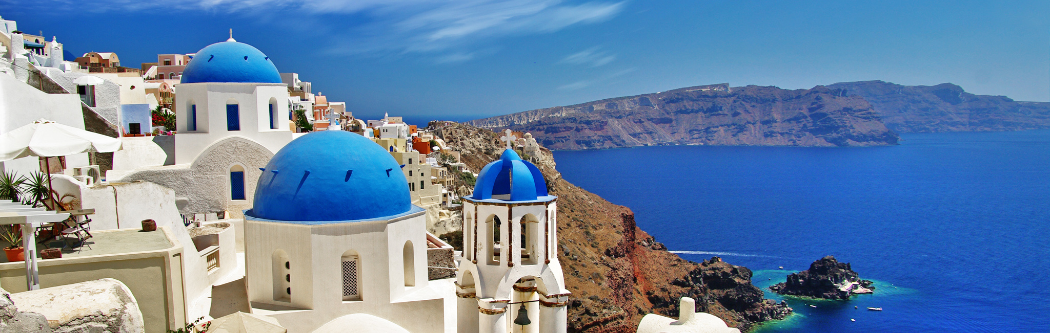 Greece Tour of Santorini