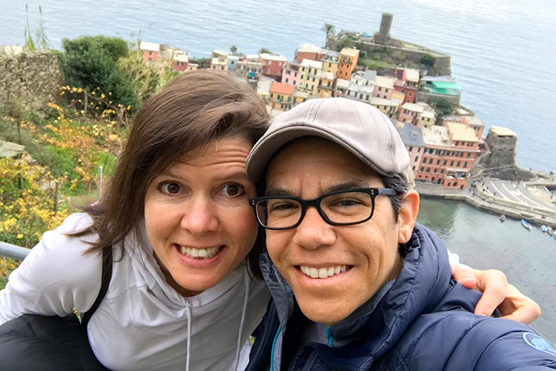 Zicasso's photo editor Denise visits Vernazza.
