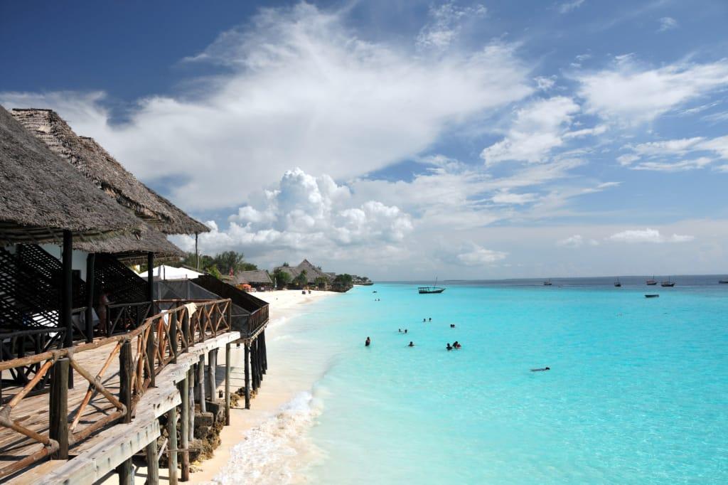 Africa-Tanzania-Zanzibar-Beach