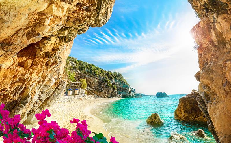 Tsagarda, Greece
