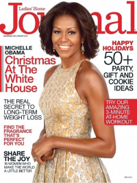 Ladies' Home Journal Dec 2013