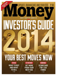 Money Magazine Cover Jan 2014