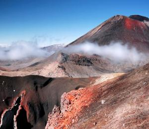 Mt.Ngauruhoe  which was Mt.Doom in the Lord Of the Rings franchise North Island, New Zeland