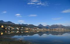Tierra del Fuego, Ushuaia.