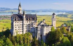 Germany Tour of Neuschwanstein Castle, Bavaria