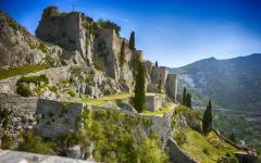 Croatia - Plitklis Fortress