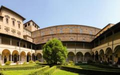 Italy - Florence - Laurentian - Library