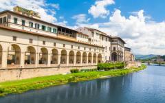 Italy - Florence - Uffizi