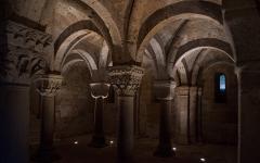 Italy - Milan - Cripta - della - basilica - del - santo - sepolcro - acquapendente