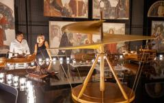 Italy - Milan - Museum - Science - Technology