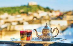 Morocco - Tea in Marrakech