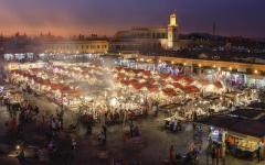 Morocco - Marrakech Market