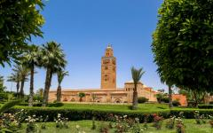 Morocco - Koutoubia Mosque