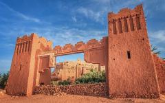 Morocco - Ouarzazate Ben Haddou