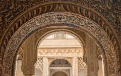Spain - Alcazar of Seville