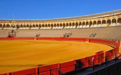Spain - Plaza de los Toros