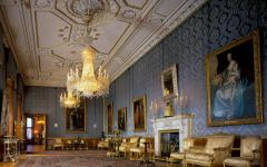 Windsor Castle Ballroom, England