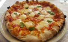 Homemade Pizza. Photo Credit: Wine Tour Amalfi Coast