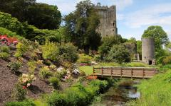 Blarney Castle near Cork.