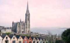 Cobh Town in Cork was the Titanic's last port of call in 1912.