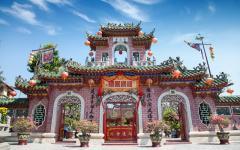 Hoi An Temple, Vietnam
