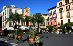Sorrento, Italy Main Square