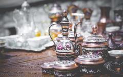 Beautiful souvenirs in Mostar, Bosnia and Herzegovina.