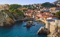 Fort Lovrijenac is a fortress in Dubrovnik, Croatia.
