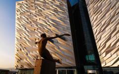 Ireland Titanic Belfast: Credit Tourism Ireland.