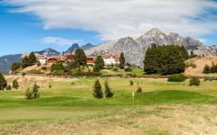 Landscape of Bariloche.