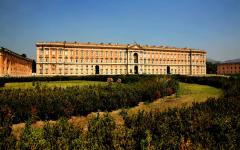 Royal Palace of Caserta in Italy