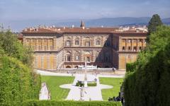 Italy - Florence - Palazzo - Pitti
