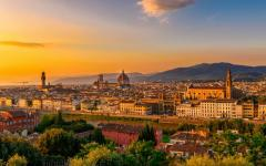 Italy - Florence - Palazzo - Vecchio