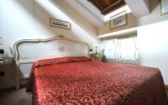 Hotel Room Ca' Leon D'Oro. Photo Credit: Ca' Leon D'Oro.
