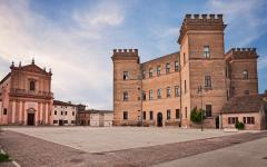 Este family castle, Ferrara.