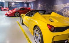Museum Ferrari. Photo credit: nikolpetr / Shutterstock.com
