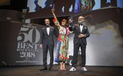 Osteria Francescana owners win first place on list of The World's 50 Best Restaurants. Photo Credit: Bottura Gilmore.