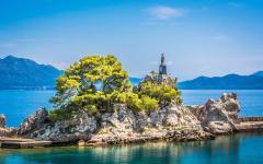 Peljesac Peninsula, Croatia.