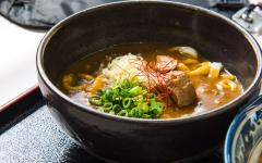 Japan Tour - Pork Curry Ramen