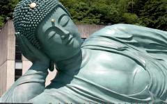 Japan Tour - Fukuoka's Nanzoin Temple