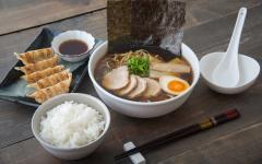 Japan Tour - Traditional Tokyo Style Ramen with Dumpling