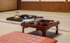 Japan Tour - Traditional Ryokan Meal