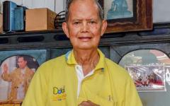 Second generation producer of the original Sriracha sauce, Mr. Lakut Suwanprasop